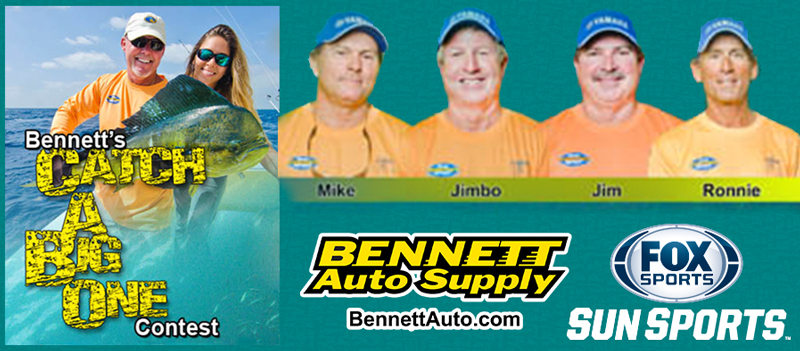 Catch the big one with bennett auto supply chevy for Florida insider fishing report