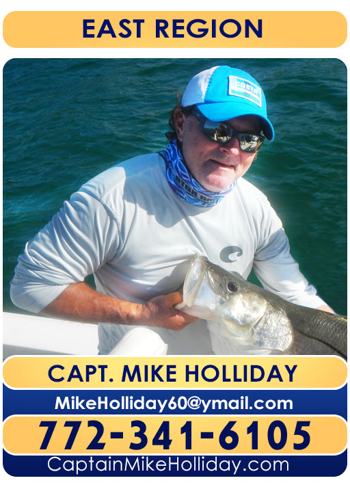 Captain Mike Holliday