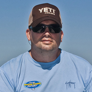 Jeff barnes producer florida insider fishing report for Chevy florida fishing report